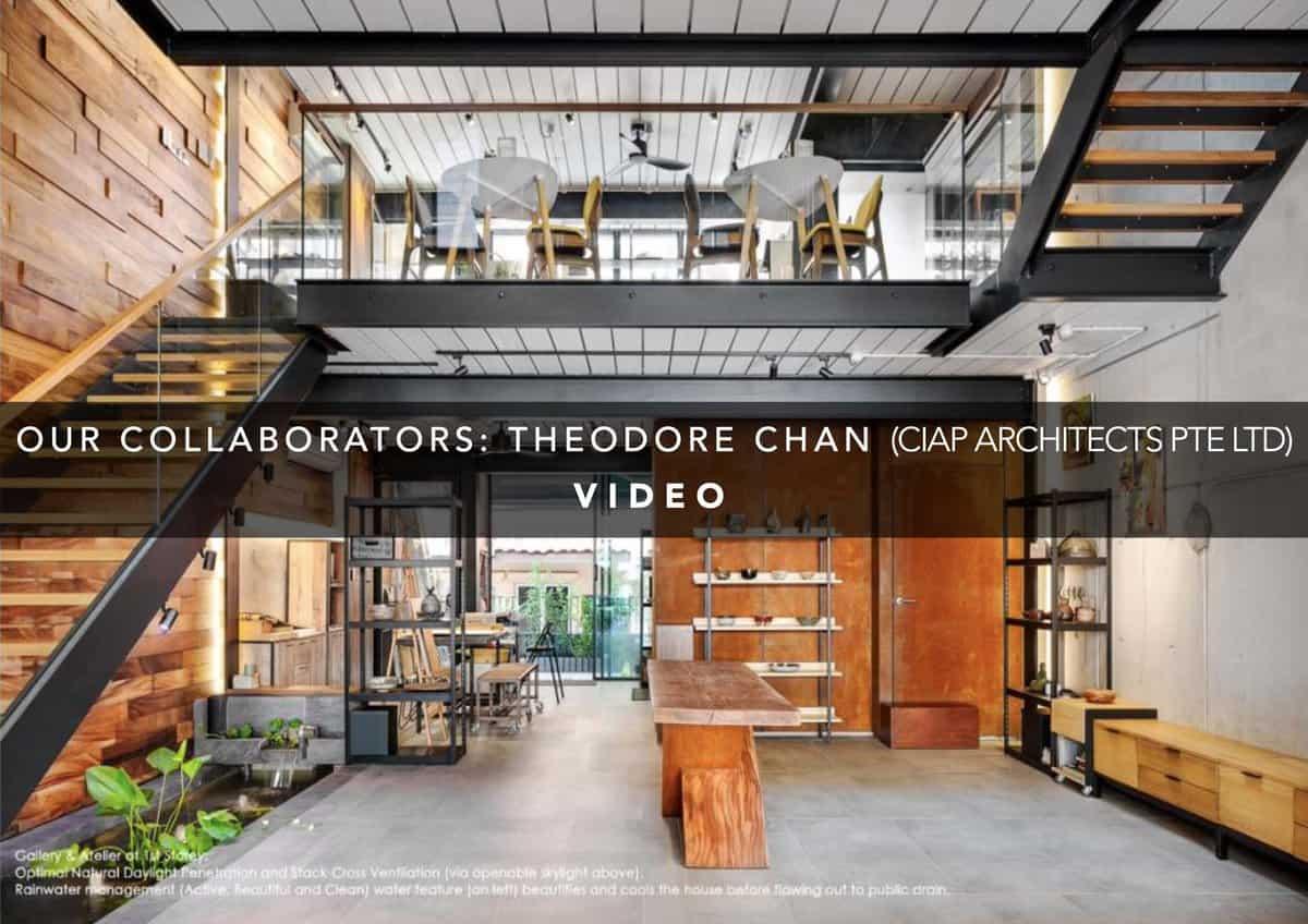 Our Collaborators: Theodore Chan